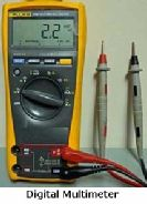 Digital Multimeter Thumb