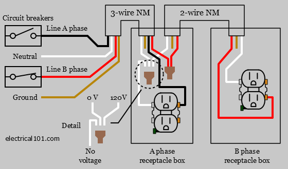 Multi-wire Branch Circuit with Open Neutral